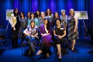 Mentoring session for Write Girl at The Grammy Museum